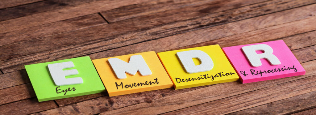 EMDR Eye movement desensitisation reprocessing - Hope Therapy and Counselling Services